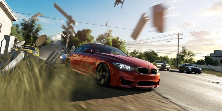Forza Horizon 3: Fulminanter E3-Trailer in GTA 5 nachgestellt (7)
