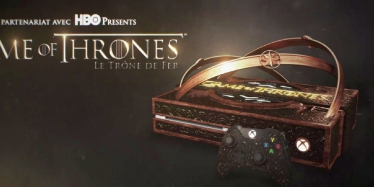 Game of Thrones: Schicke Special Edition der Xbox One (1)