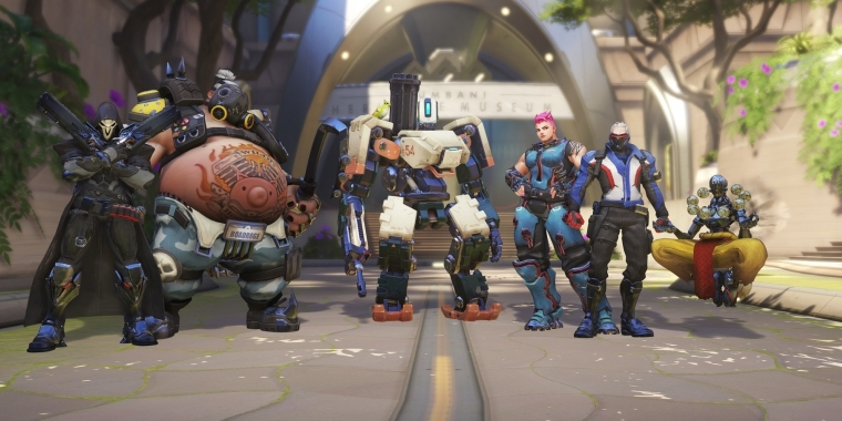 Overwatch: PS4-Patch 1.03 optimiert Login & Voice-Chat (4)