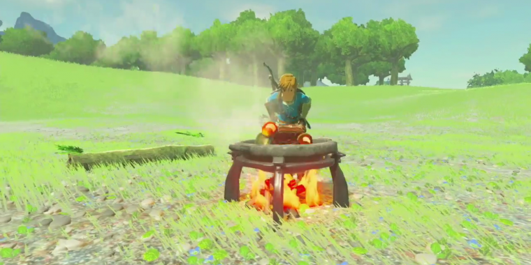 The Legend of Zelda: Breath of the Wild - Zehn coole Features im Videospecial (7)