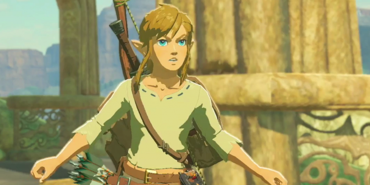 The Legend of Zelda: Breath of the Wild - E3-Demo nur 1% des finalen Spiels (7)