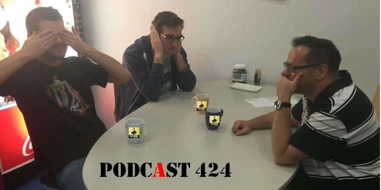 Games Aktuell Podcast 424: Markus, Lukas, Thomas