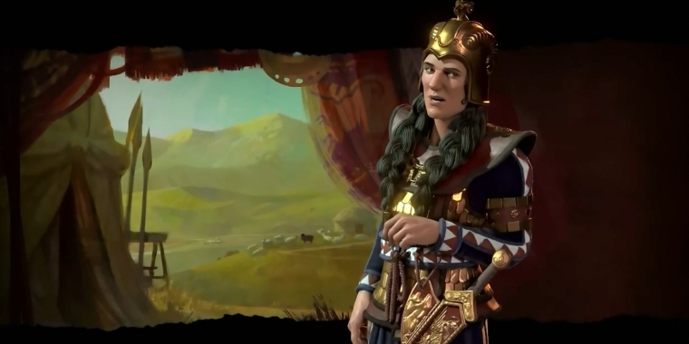 Civilization 6: Nomadenvolk Skythien im Vorschauvideo (7)