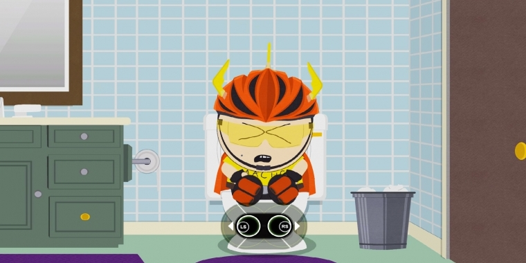 South Park: The Fractured but Whole -Klo-Minispiel im Gameplay-Video demonstriert (5)