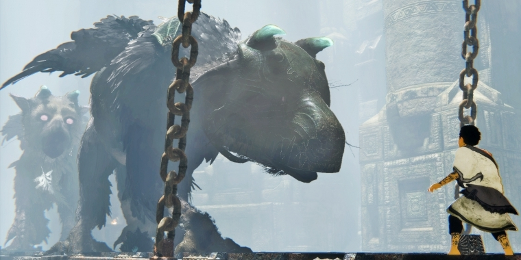 The Last Guardian:16 Minuten Gameplay-Material im Video (5)