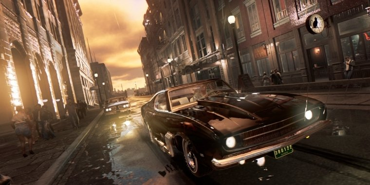 Mafia 3 setzt den Download eines Day-One-Patches voraus.