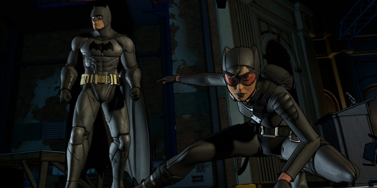 "Episode 2 der Adventure-Reihe ""Batman: The Telltale Series"" ist erschienen. (3)"