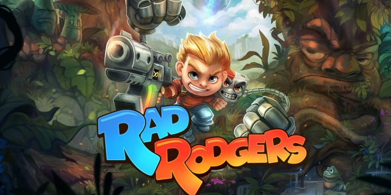 3D Realms arbeitet an Rad Rodgers mit.