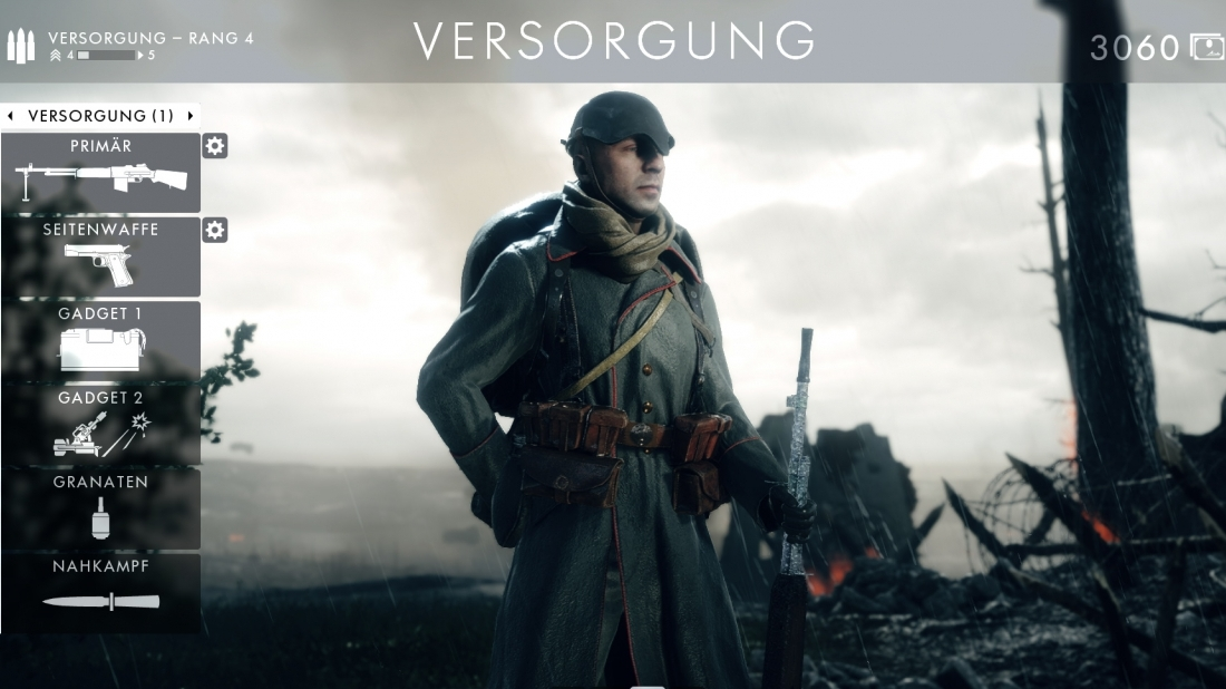 Battlefield 1: Klassenguide Versorger - so spielt ihr den Supporter