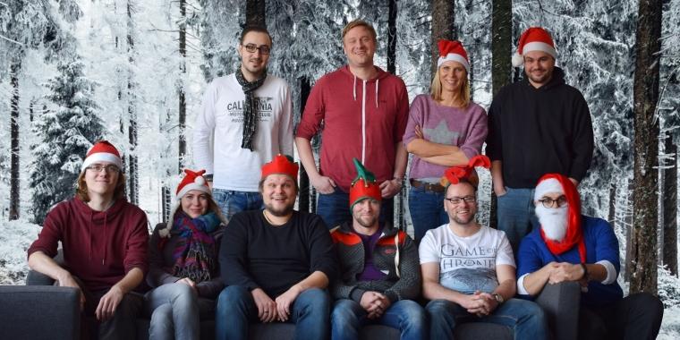 games aktuell w nscht allen lesern frohe weihnachten. Black Bedroom Furniture Sets. Home Design Ideas