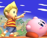 Super Smash Bros. Brawl: Hau den Lucas!