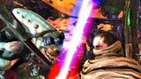Star Wars The Force Unleashed: Effektreiches Ingame-Video