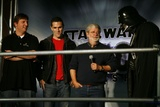 SW - The Force Unleashed: George Lucas eröffnet Launch-Event