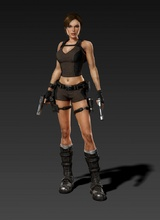 Tomb Raider: Underworld Laras Winterdress