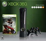 Xbox-360-Elite-Bundle mit Splinter Cell: Conviction erhältlich