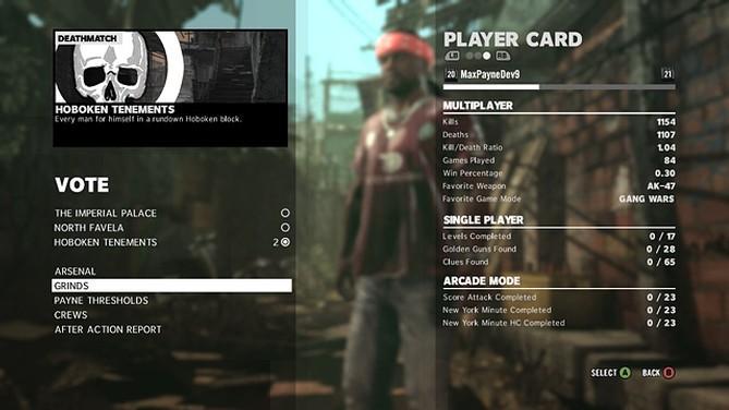 Что при сегодняшнем запуске диска игра Max Payne 3 потребовала